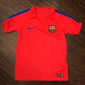 Nike Dri Fit Soccer Beko Top Size XS